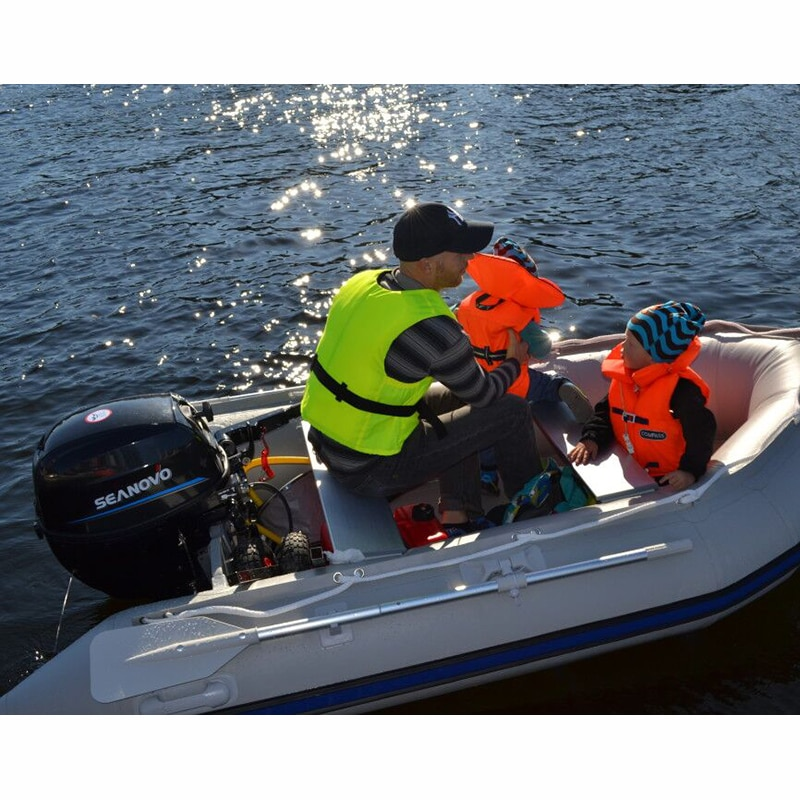 Fishing Boats Inflatable Boats Yacht 4-Stroke Outboards Motor For Small Ship High Horsepower Speed Engine For Water Skiing