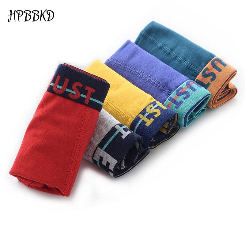 5 teile/los Einfarbig Junge Höschen Baumwolle Kinder Atmungsaktive Unterwäsche Boxer Höschen Für Jungen Kinder Shorts Hosen BU019