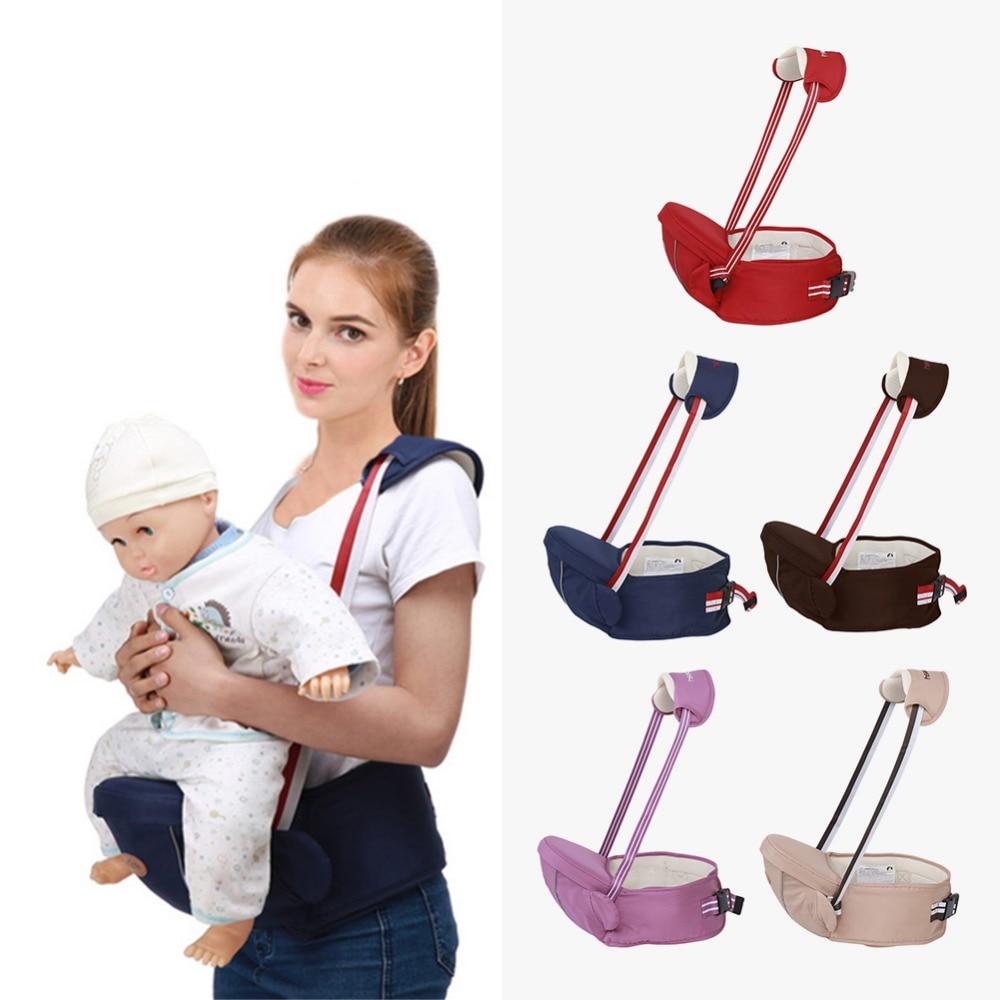 Nuevo diseño ergonómico para bebés, señoras y caballeros, correa para bebé, Correa multifuncional para taburete de bebé, 0-36 M
