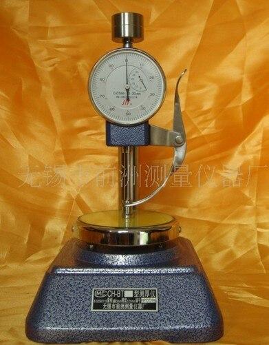 CH-BT medidor de espesor de goma/calibre 0-10/20/30mm