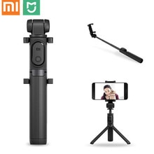 Xiaomi Original Selfie Stick para teléfono Bluetooth Mini trípode Selfiestick con obturador remoto inalámbrico para iPhone Samsung Android