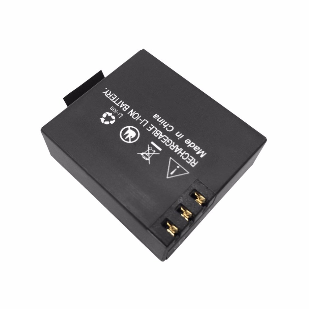 Batería PG1050 1050mah recargable li-ion de repuesto para Eken H9 H9R H3 H3R H8R H8 para cámara deportiva Sjcam SJ4000 SJ5000