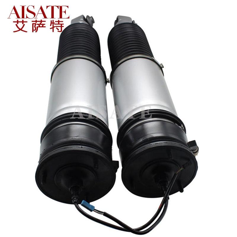 1 par de amortiguadores de suspensión neumática traseros para BMW E65 E66 745Li 750i 760i con EDC 37126785536 37126785535
