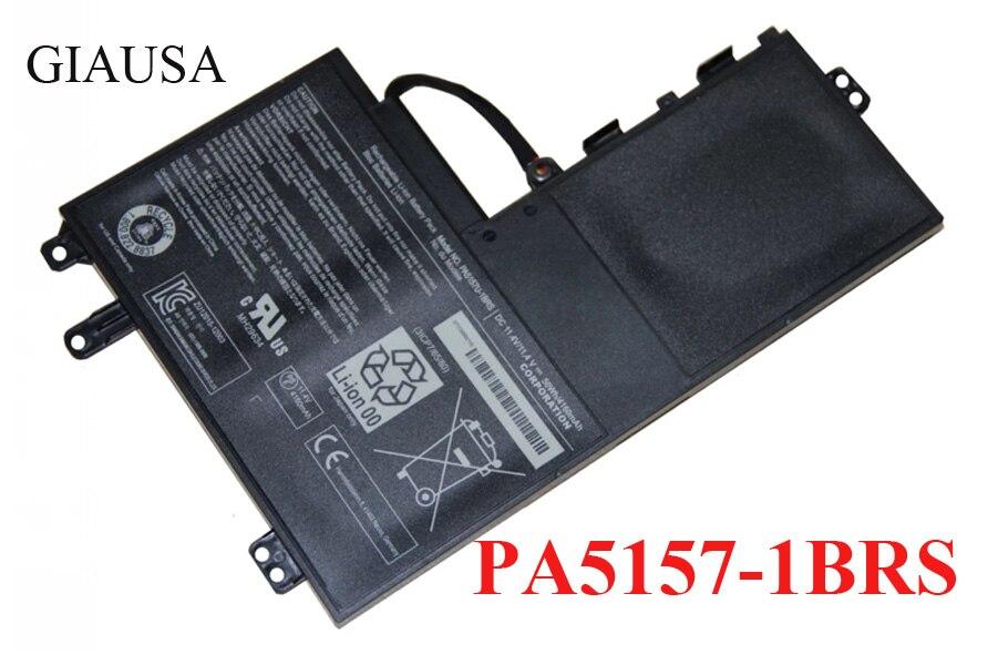 GIAUSA Новый 11,1 В 50WH PA5157U-1BRS Аккумулятор для ноутбука Toshiba U940 M40t-AT02S M50-A M40-A U40T-A U50T-A 5157 Аккумулятор для ноутбука