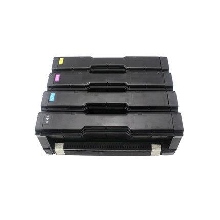 4 pc SPC252 Cor Cartucho de Toner de Impressora Compatível para Ricoh SP C252 SPC252e C252SF C252DN Copiadora Kit De Toner KCMY