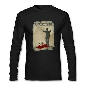 GTO Great Teacher Onizuka T Shirt Long Sleeve Custom Men's Clothes Hipster Camiseta Cotton Funny T-shirts