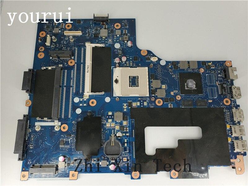Yourui для Acer Aspire V3-771 V3-771G материнская плата для ноутбука Rev 2,1 VA70/VG70 NBV8911001 NB. V8911.001 DDR3
