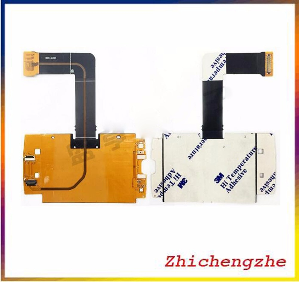 Para Sony Ericsson U20 U20i X10, mini Pro, cinta de Cable flexible de LCD deslizante
