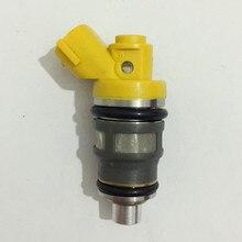 Injecteurs de carburant assortis à flux latéral pour Toyota, pour subaru wrx de 1001 à 87091, réf E85, 1JZ-GTE 2JZ-GTE