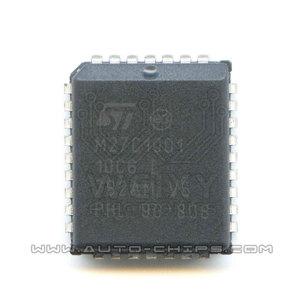Microplaqueta flash m27c1001 para veículos automóveis ecu