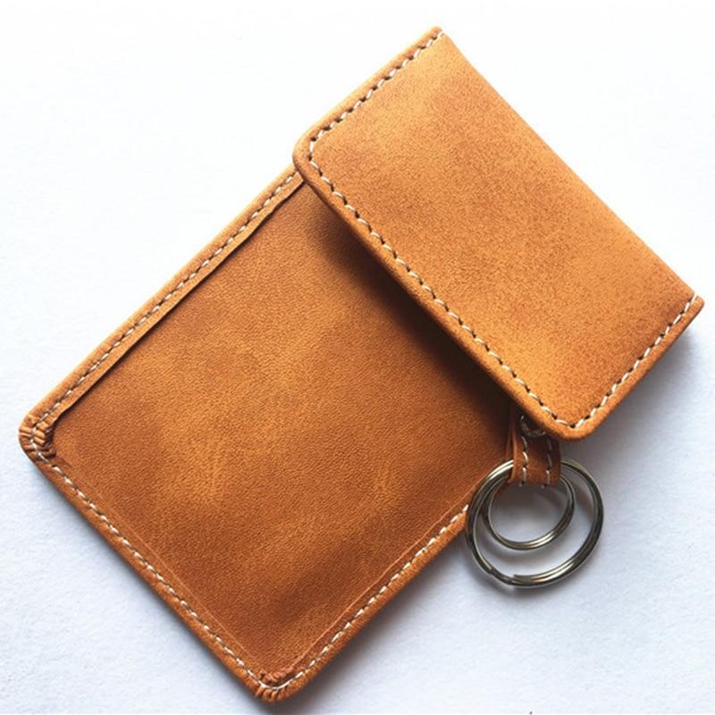 12.5*8cm Genuine Leather Car Key Keyless Entry Fob Anti-Theft Signal Blocker Case Pouch Bag