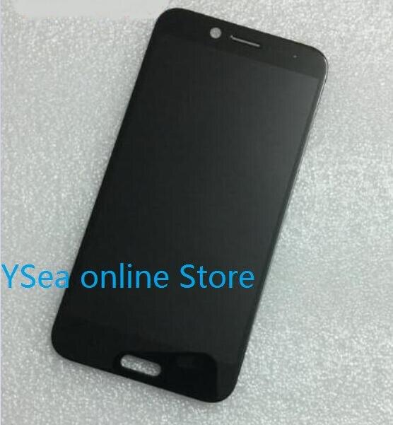 في الأسهم! شاشة LCD مع محول رقمي لشاشة تعمل باللمس لـ htc 10 evo / bolt ، عناصر عالية الجودة
