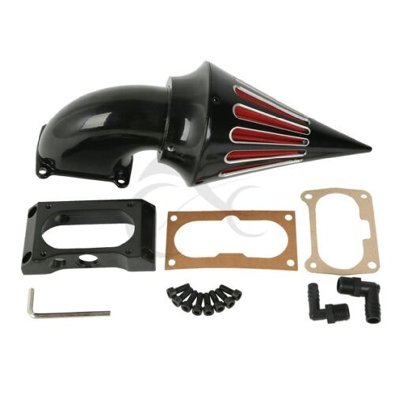 Motorcycle Air Cleaner Kits Intake Filter For Kawasaki Vulcan VN 2000 Classic 04-10 2004-2010 2009