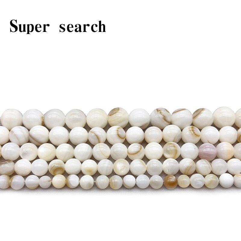 Круглые Серьги-капельки из Натурального Коричневого жемчуга, диаметр 15 дюймов, Strand4 5 6 7 8 мм, для изготовления ювелирных изделий