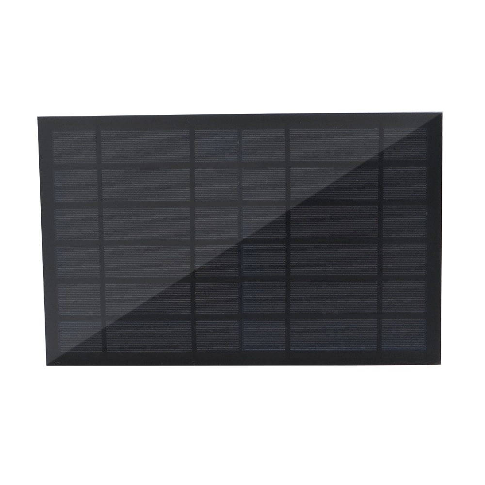 Painel solar 6v 9v 12v 1.5w 4.5w 10w, bateria diy módulo carregador de célula portátil panneau solares energia carro