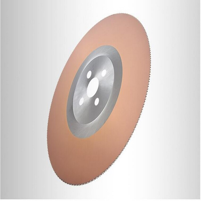 Envío gratis 1pc de HSSM35 Co5 hecho * 275*32*1,0/1,2/1,6/2,0mm cuchilla de sierra HSS para cortar SS tubo de acero/NF Metal, etc.
