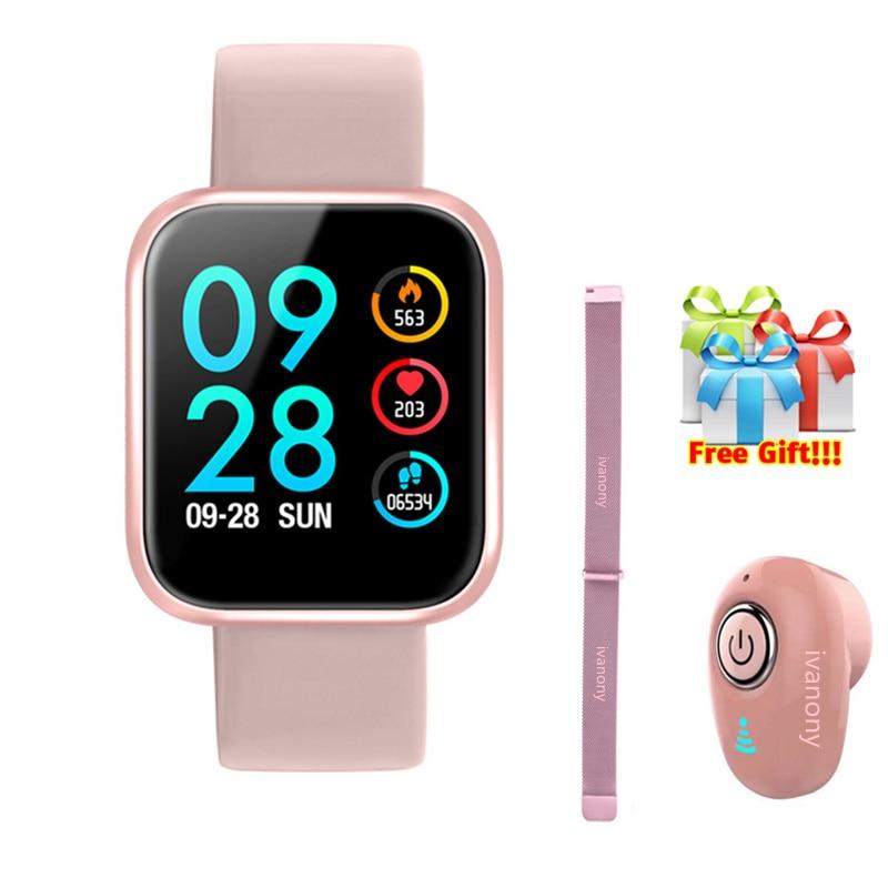 Фитнес-трекер, браслет P70, Смарт-часы, браслет, кровяное давление, часы IP68, водонепроницаемые, обновление P68, быстрая доставка, Прямая поставка