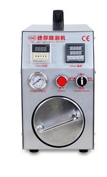 Mini Autoclave OCA Machine denlèvement de bulles pour compresseur dair intégré à écran LCD