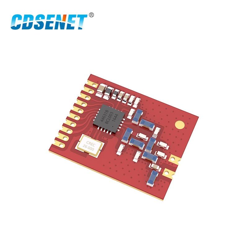433 MHz SI4463 rf Transmitter Receiver CDSENET E10-433MS Long Range SMD Transceiver SPI 433MHz Module for arduino