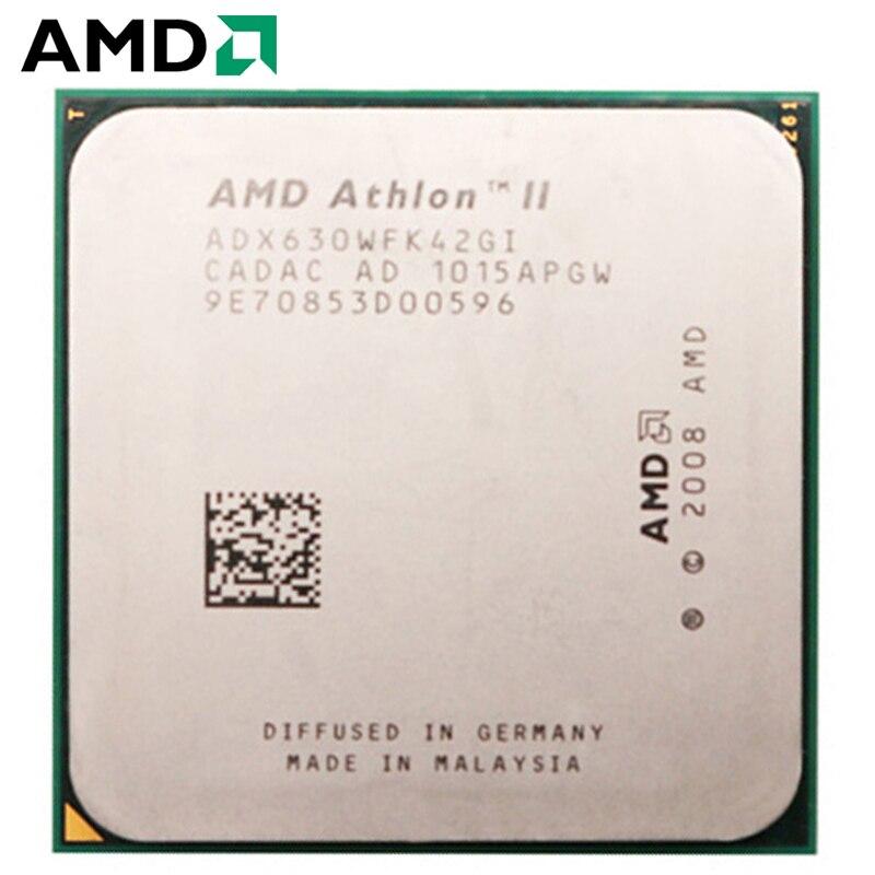 AMD Athlon II X4 630 CPU Socket AM3 95 W, 2,8 GHz...