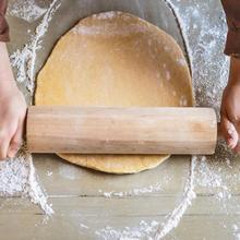 Rouleau de pâte à pâtisserie en bois   Cuisine, pâtisserie, biscuits, biscuits, biscuits, pâtisserie, accessoires ménagers