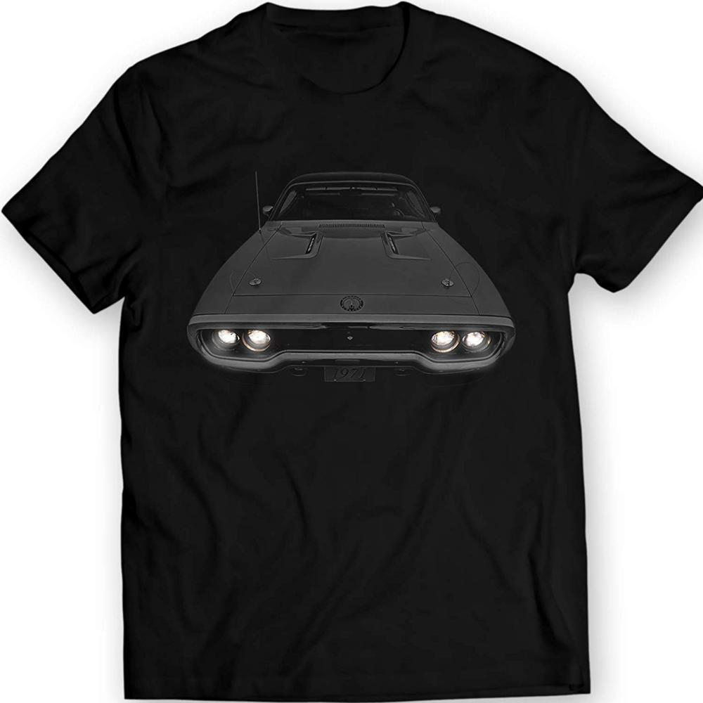 1972 plymouth road runner gtx 440 t-shirt2019 nova marca de moda roupas diferentes cores de alta qualidade engraçado camisetas casuais