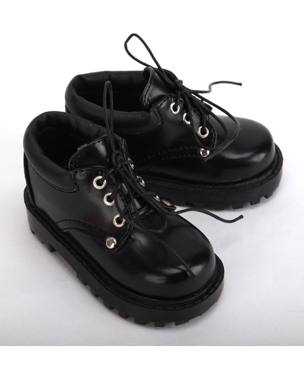 70cm 1/3 1/4 hombre niño SD AOD DOD BJD MSD Dollfie zapatos de cuero sintético pu negro marrón botas Zapatos YG344