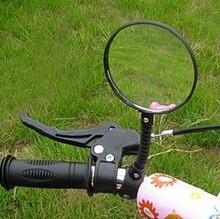 Rétroviseur arrière de bicyclette, bicyclette avec réflecteur Flexible de sécurité, bicyclette avec réflecteur Flexible pour bicyclette