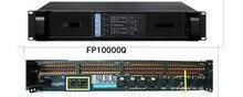 Système de son chaud laboratoire gruppen FP 10000Q 4 canaux amplificateur audio de puissance DJ professionnel, amplificateur de puissance de commutation FP140000Q