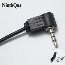 1 piezas 3,5mm Mono/estéreo auriculares conector jack, 2, 3, 4 polos derecho ángulo Audio enchufes adaptador de conector