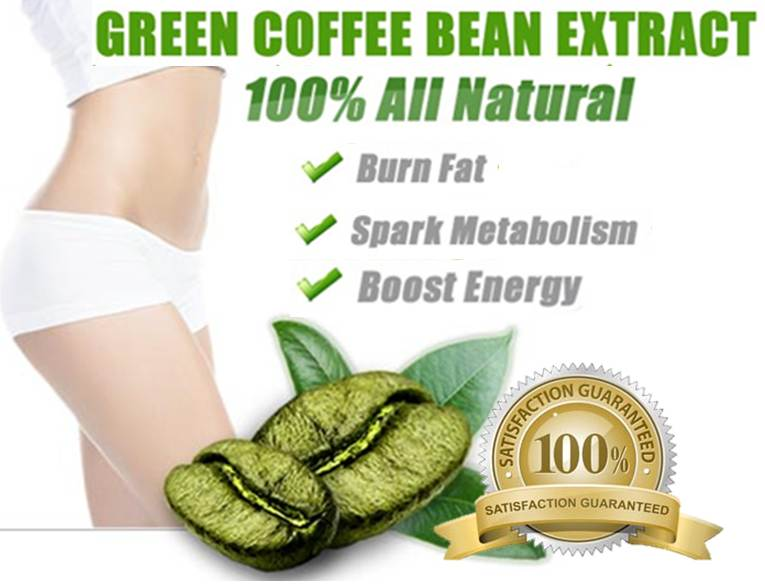 100% natural slimming green coffee bean extract 30 capsules, men and women can reduce weight