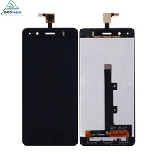 Dccompras For BQ Aquaris M4.5 LCD Display Touch Screen Digitizer High Quality Black Color Mobile Pho