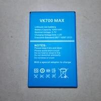 matcheasy mobile phone vk vk700 max 4200mah high capacit long standby time original battery vk phone battery