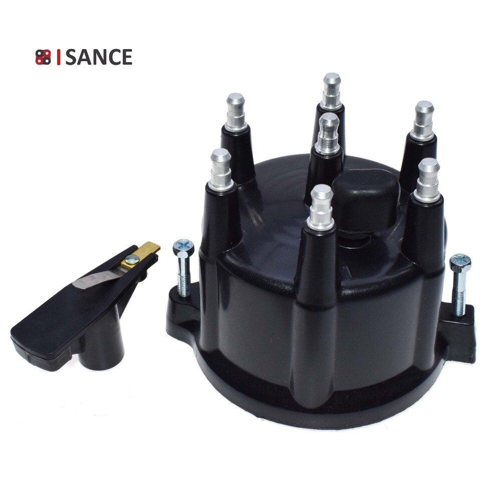 ISANCE-capuchon de distribution et Rotor   Kit pour F2129G 3D1088 pour Dodge Dakota Durango Ram B150, B1500, B250, B2500, D150, D250