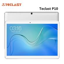 Teclast P10 4G Phablet Tablet 10,1 pulgadas Android 8,1 MTK 6737 Quad Core 2GB 16GB 2.0MP trasera cámara de doble banda 4850mAh incorporado