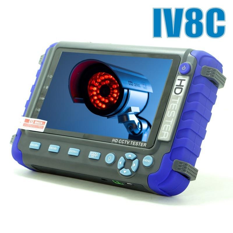 Аналоговая камера видеонаблюдения AHD, TVI, CVI, CVBS, 5 МП, 4 МП