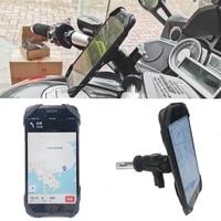 navigation phone holder for honda vfr 800f 2014 2015 2016 2017 2018 motorcycle accessories gps frame bracket support stand