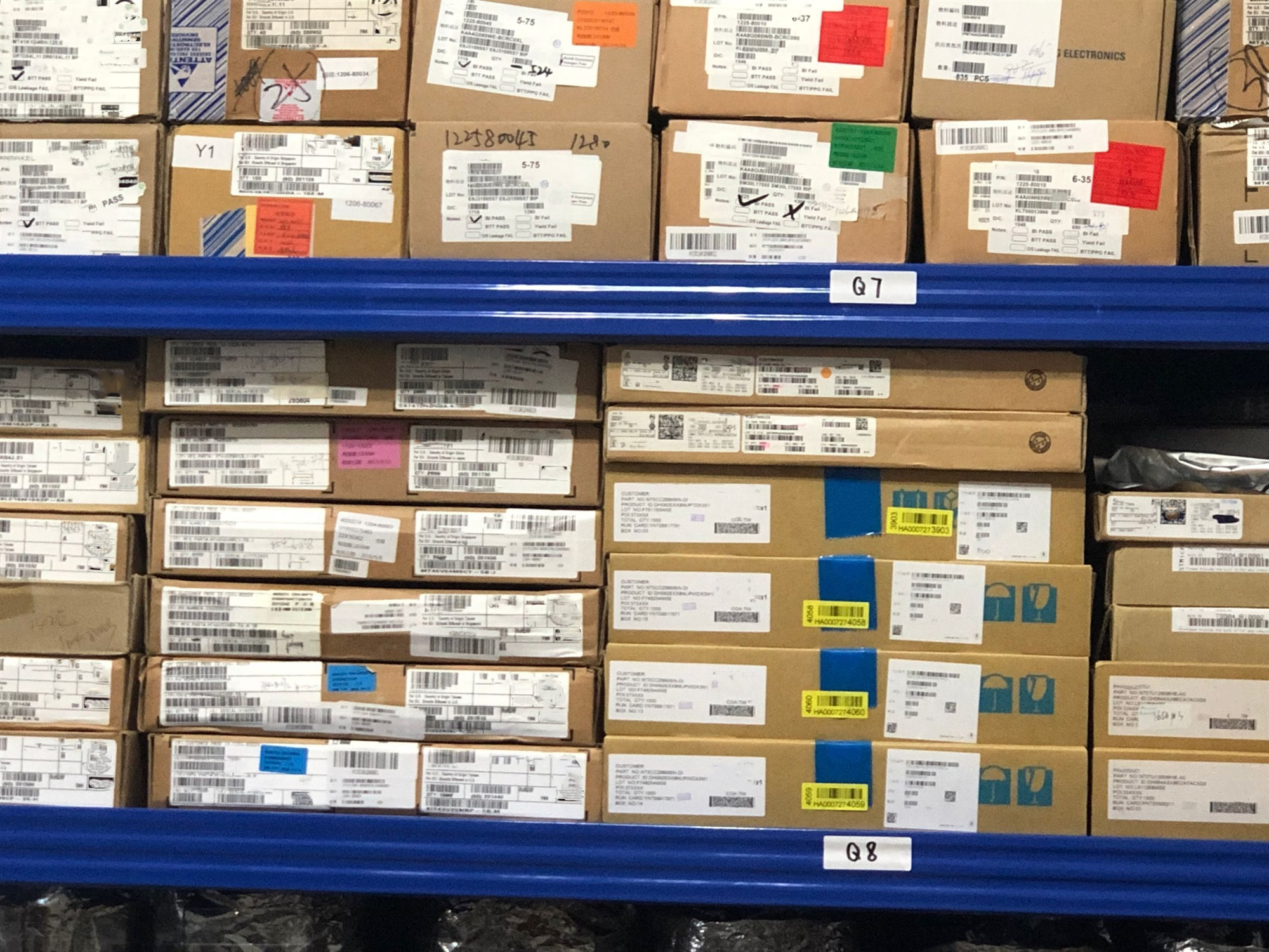 Corriendo venta directa y de alta calidad LSHW-43 HHB-AE1 LSHW-43HHB-AE1 QFN20