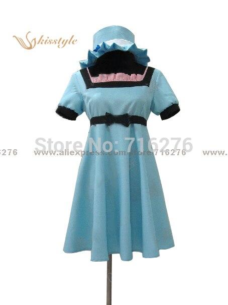 Kisstyle Fashion Steins/Gate Shiina Mayuri Uniform Cosplay Costume Custom-Made