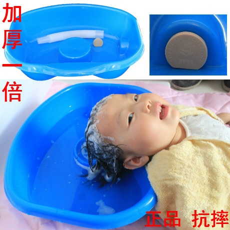Раковина для шампуня чаша отдыха на шее или обратной промывки пожилых людей