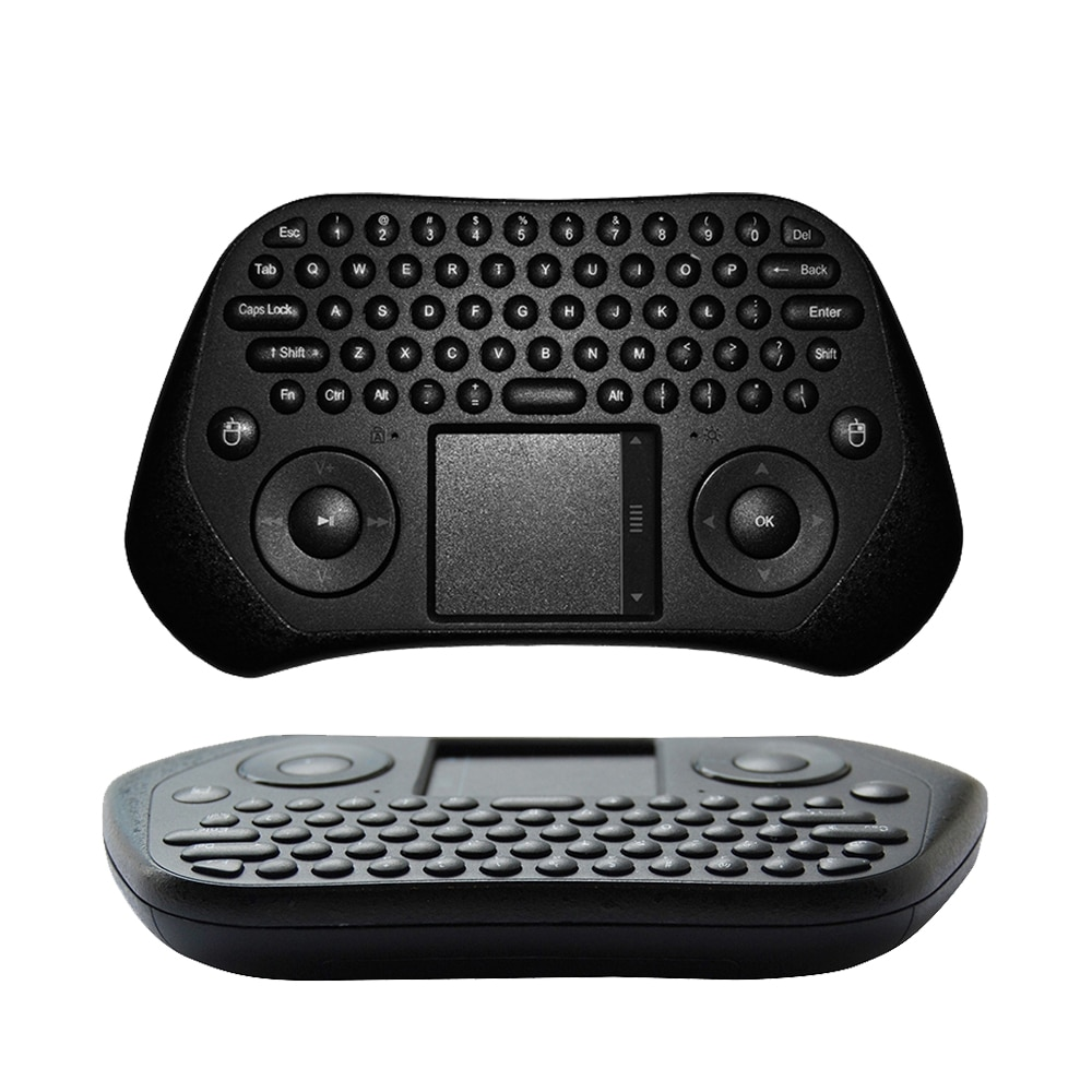 GP800 ratón de aire 2,4G Mini teclado inalámbrico de control remoto de aire acondicionado para i8 mx mxq beelink S905x S912 Android TV Box
