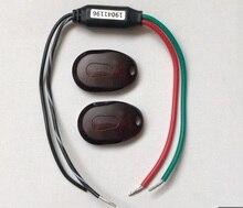 Motorrad Wegfahrsperre RFID Motortruck Anti-Theft System Kraftstoff Brechen Power Pumpe Schaltung 12-24 V Relais schalter