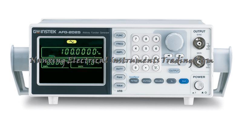Fast arrival Gwinstek  AFG-2005 signal generator