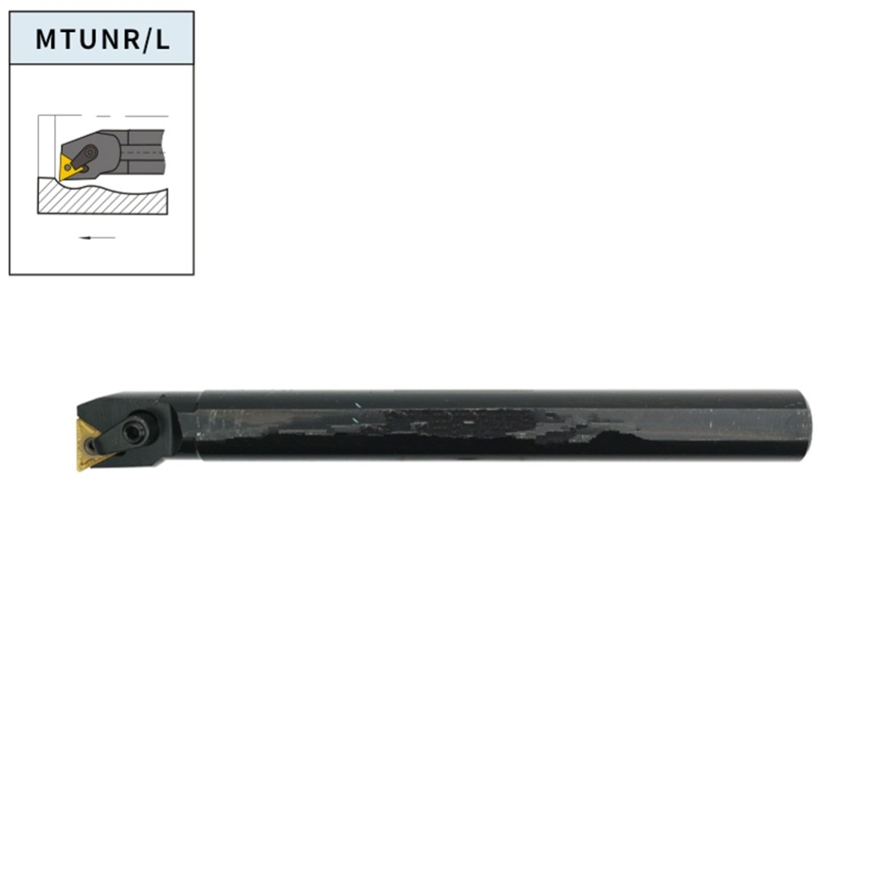 ZIYI S18Q-MTUNR16 Lathe Turning Holder For TN..1604 Inserts Free Shipping