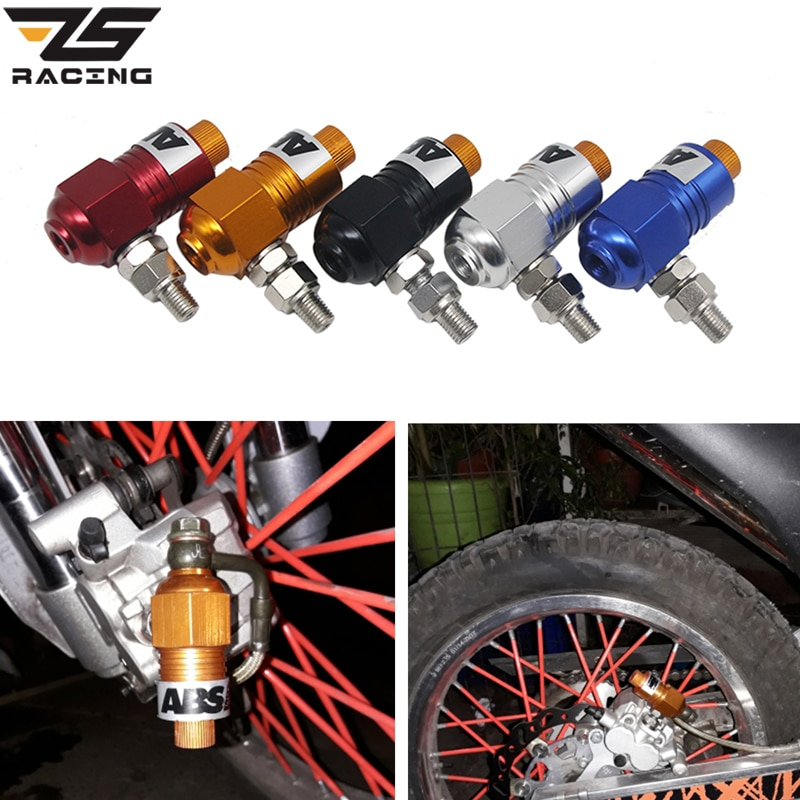 ZS Racing Anti-lock Braking System Anti Brake System 10mm Screw Fit Motorcycle Dirt Pit Bike ABS GY6 Scooter Accessories