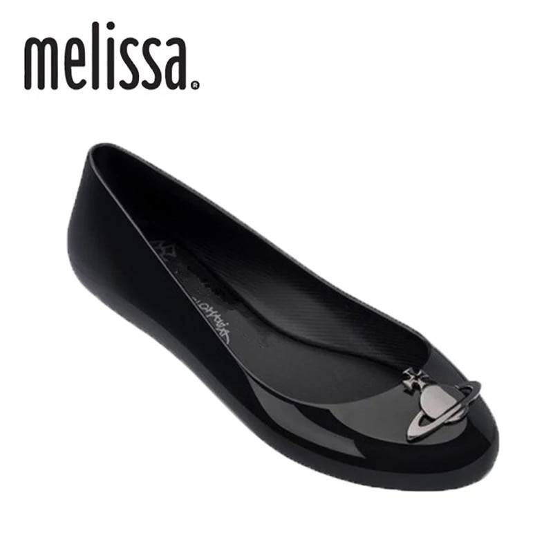 Melissa zapatos de mujer 2020 nuevas sandalias planas de mujer marca Melissa zapatos adultos para sandalias de goma de Mujer Zapatos femeninos de gelatina Mulher