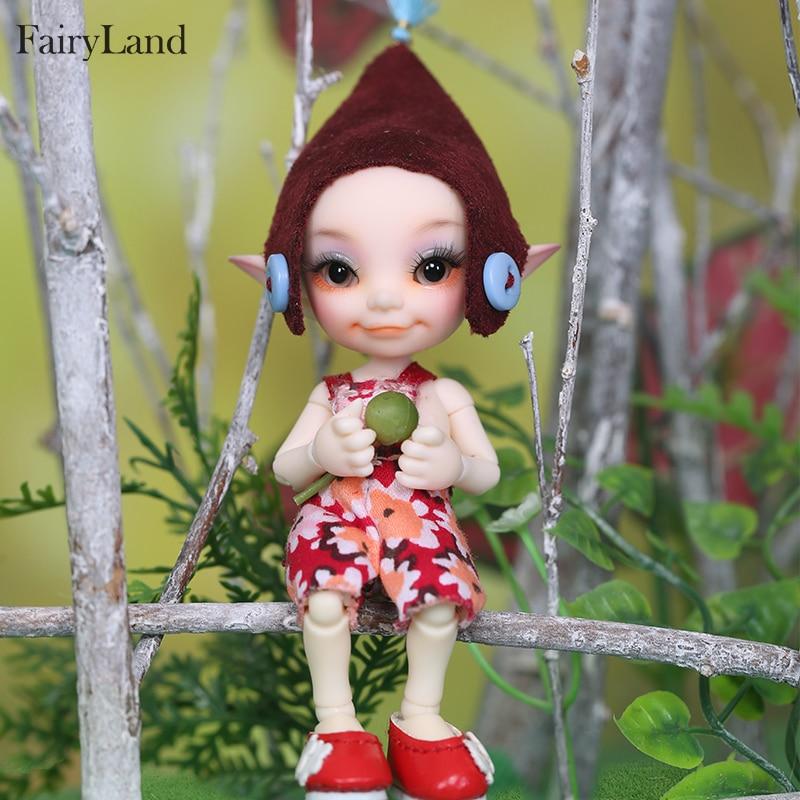Freeshipping Fairyland Fl Realpuki Toki Sd Bjd Dolls 1 13 Body Model Baby Dolls Toys Dollhouse Resin Including Sleep Face Dolls Aliexpress