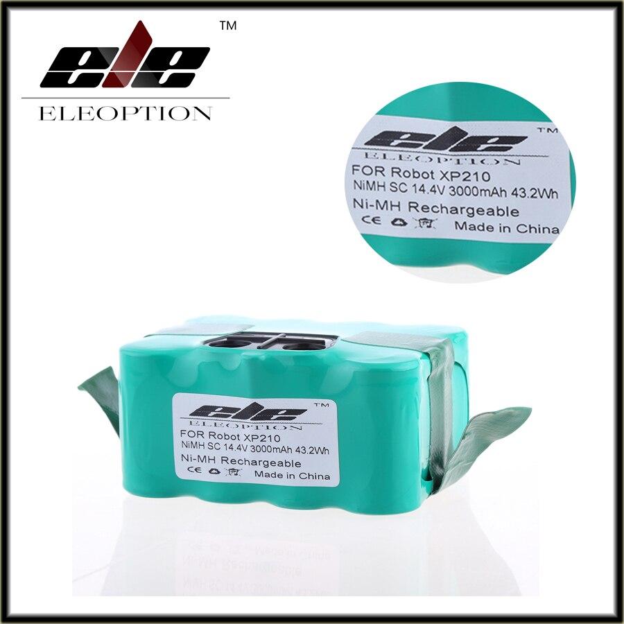 Batería para aspiradora SAMBA XR210 XR201C R NS3000D03X3, YX-Ni-MH-022144, CleanTouch Klarstein, 14,4 V, 3000mAh