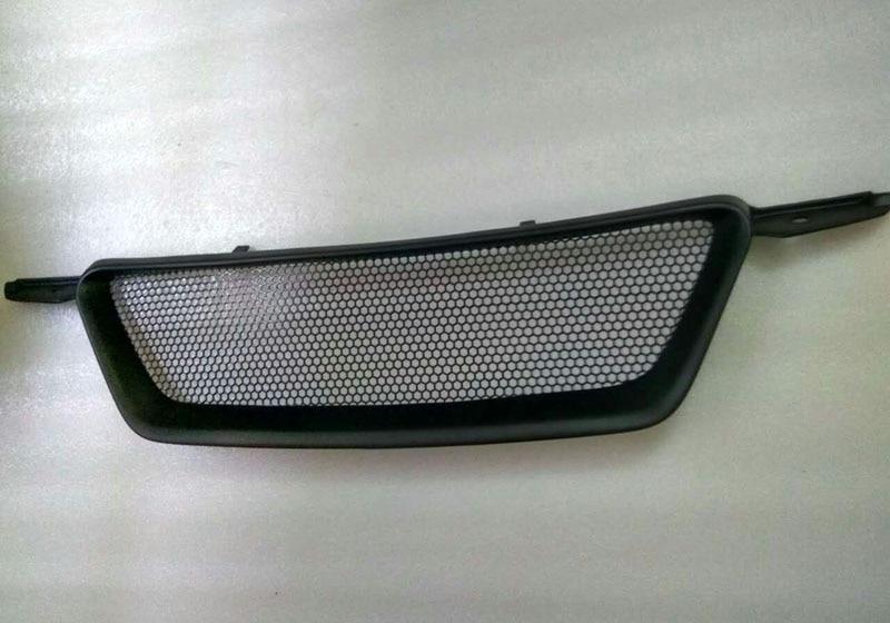 Passt für Honda CRV CR-V 2005-2006 schwarz Kühlergrill Gemalt Teile Racing Front Grill