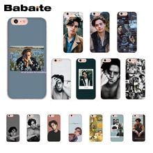 Babaite Американский ТВ ривердейл серии Cole Sprouse телефонный чехол для iphone 11 Pro 11Pro Max 8 7 6 6S Plus 5 5S SE XR X XS MAX